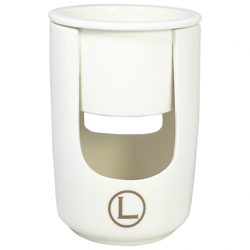 Wax Melts Brander.Lily Flame Ceramic Wax Melt Brander Peachespresents